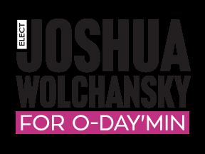 Joshua Wolchansky for O-day'min