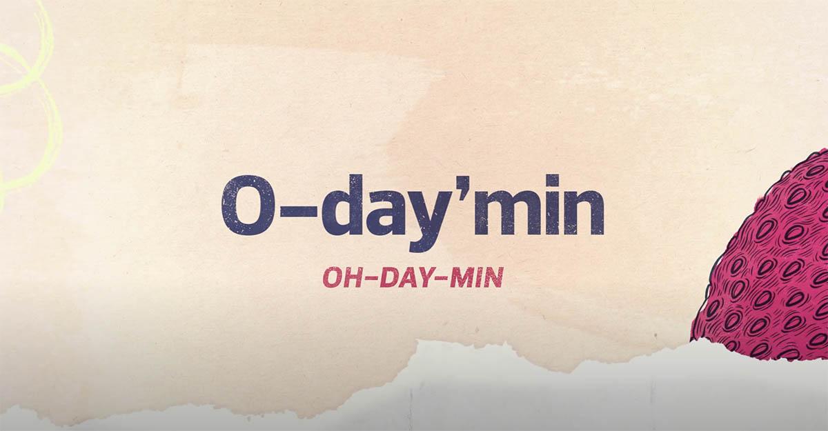 O-Day'min video
